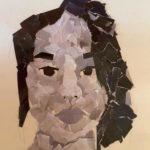 Collage Self-Portrait- Alexon Astbury