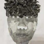 Collage Self-Portrait- Ben Hallett