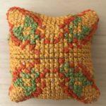 Cross-stitch by 5th grader Chase Newbert