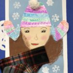 "1/2 ""Winter Portrait"""