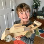 Odin's wooden creation