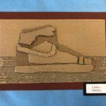 7/8 2D Cardboard Relief