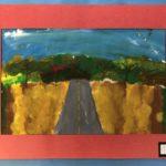 """3/4 """"October Road"""""""