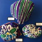 5/6 Soft Batik Sculptures