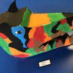 5/6 Kwakiutl Wolf Masks