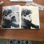 Collage Self-Portrait- Solomon Haggarty