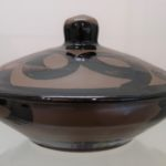 "Scott Goldberg, ""Lidded Serving Dish"" SOLD"