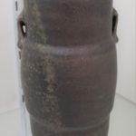 "Scott Goldberg, ""Vase Mottled Gray"" SOLD"