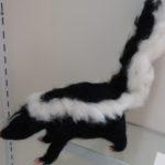 """Lyn Mayewski, """"Skunk"""""""
