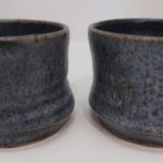 "Carolyn Mayher, ""Small Cups"" SOLD"