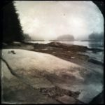 """Picnic Cove (6592),"" Susan Finsen; Altered Photograph; $460"