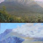 Paintings by McKellar and Dibble